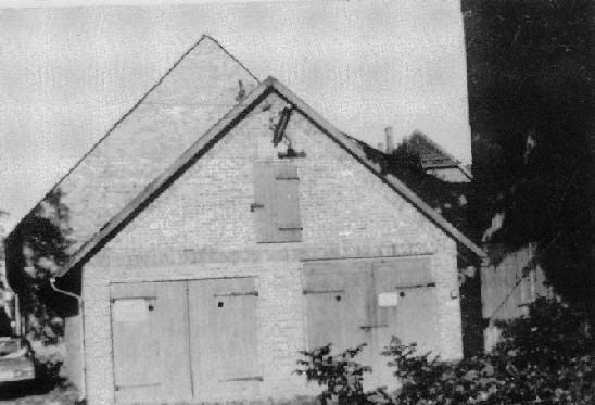 Feuerwehrhaus 1936