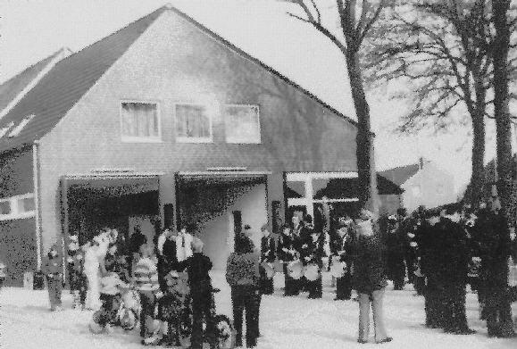 Feuerwehrhaus 1980